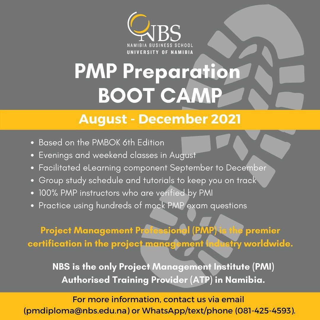 Project Management Professional (PMP) Boot camp