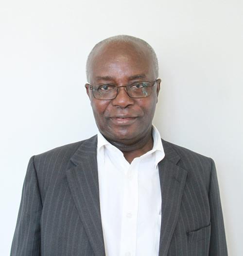 Prof Samuel Mensah